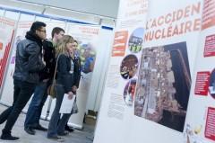 Stand IRSN à la Fête de la science à Chartres et à Caen en 2013