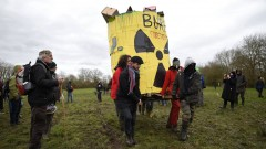 FRANCE-TRANSPORT-AVIATION-ENVIRONMENT-AGRICULTURE-NDDL-DEMO