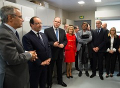 Visite Officielle à Monaco François HOLLANDE 2013